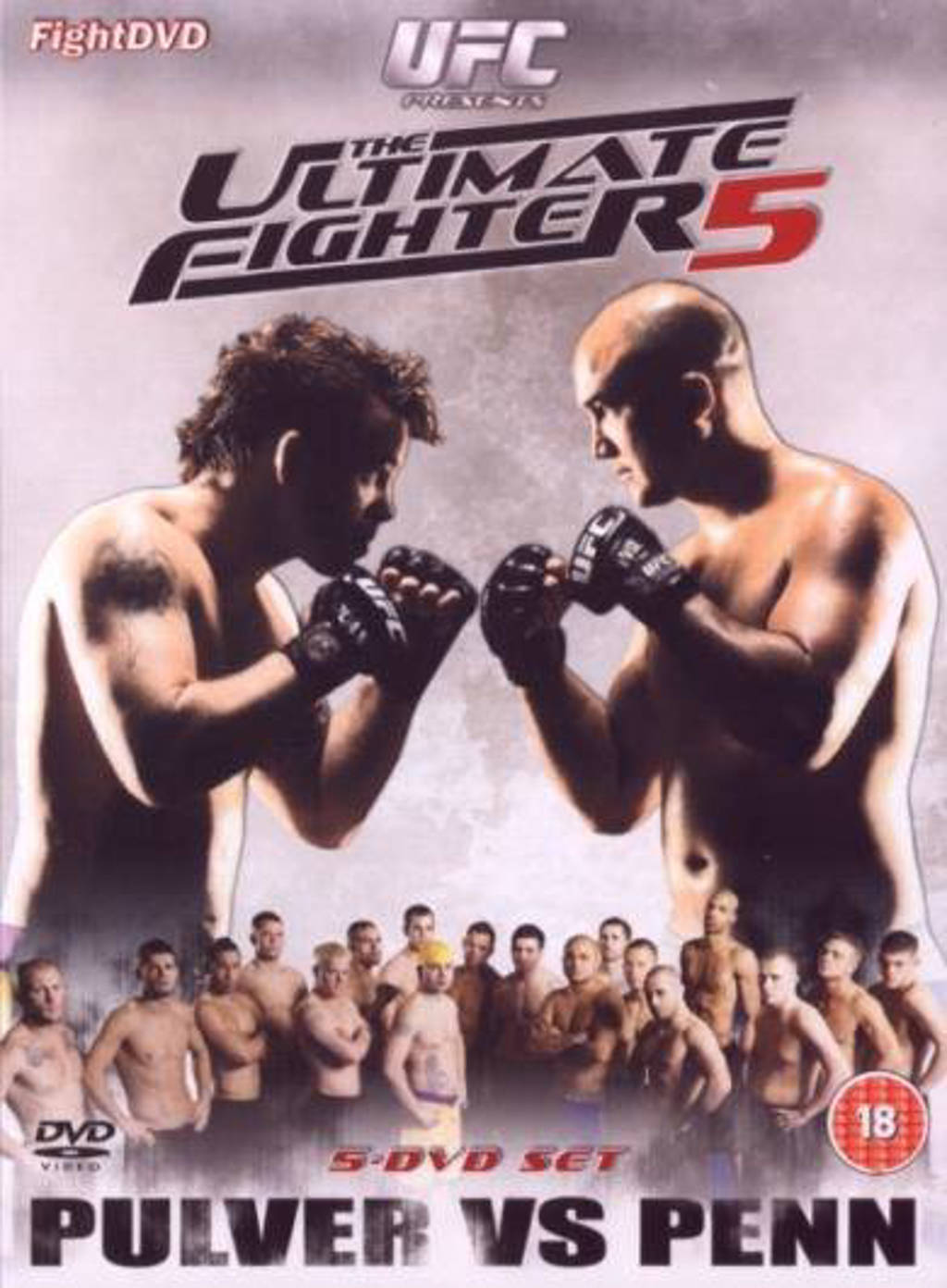 UFC - the ultimate fighting series 5 (DVD)