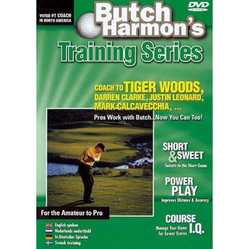 Butch Harmon's training series (DVD) kopen