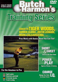 Butch Harmon's training series (DVD)
