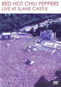 Red Hot Chili Peppers - Live Slane Castle (DVD)
