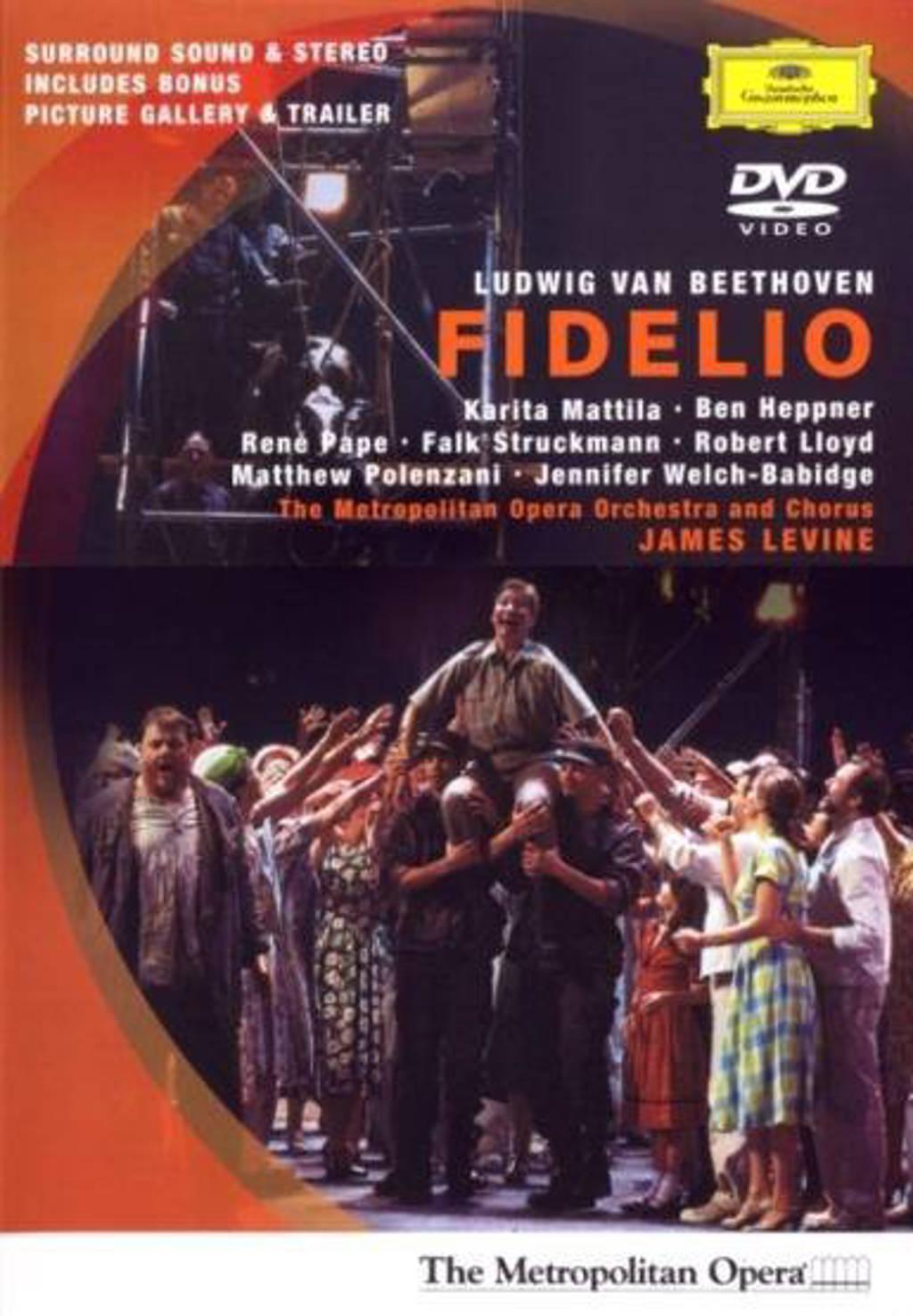 Beethoven - fidelio (DVD)