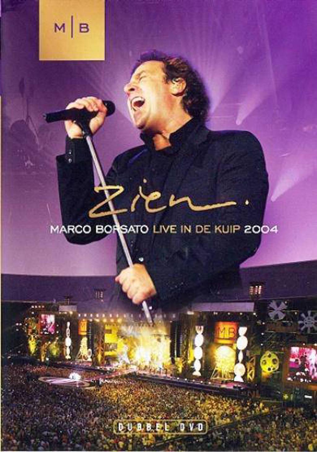 Marco Borsato - zien live Kuip (DVD)