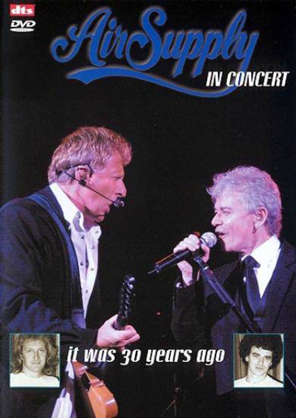 Air supply - in concert (DVD)