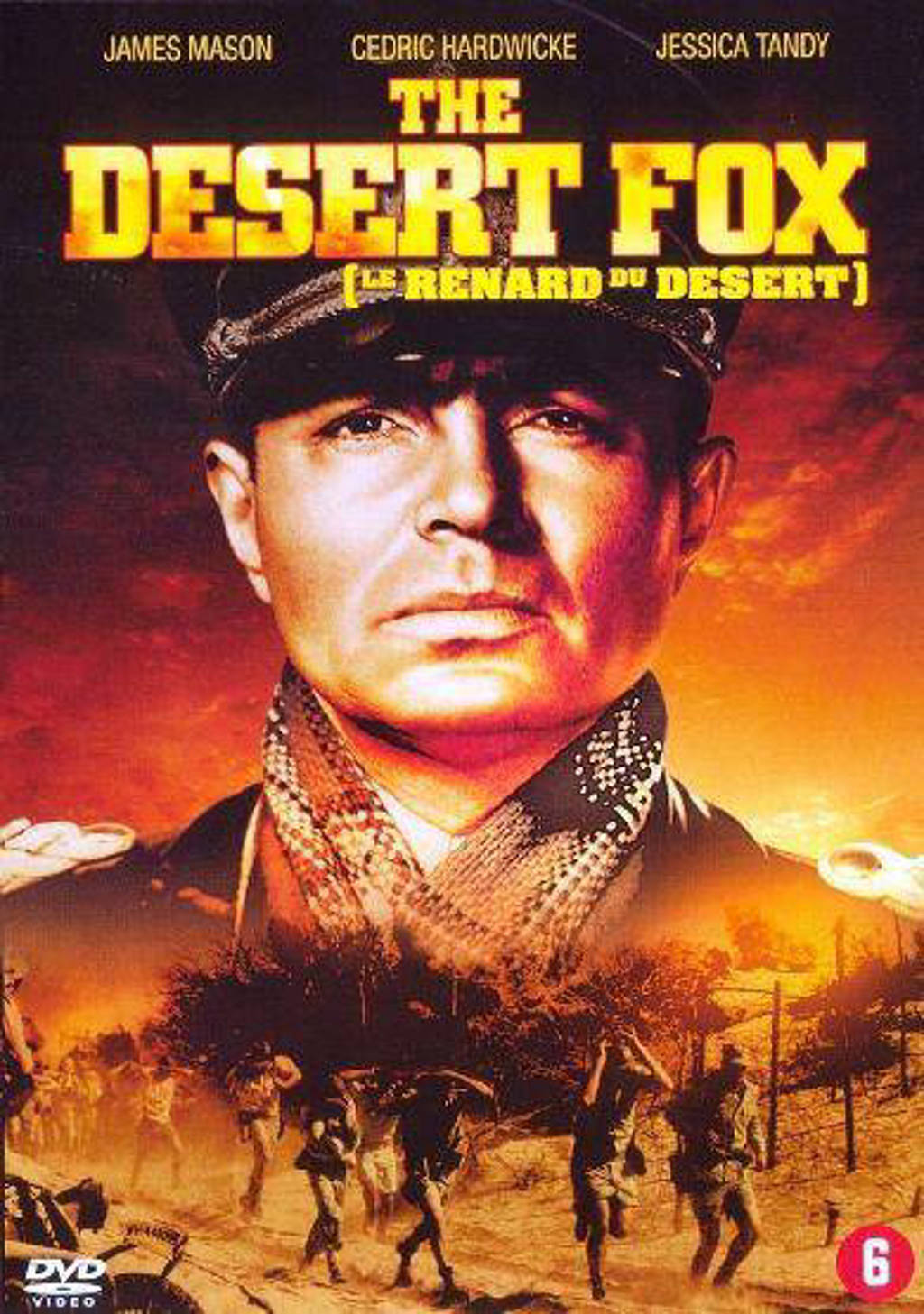Desert fox (DVD)