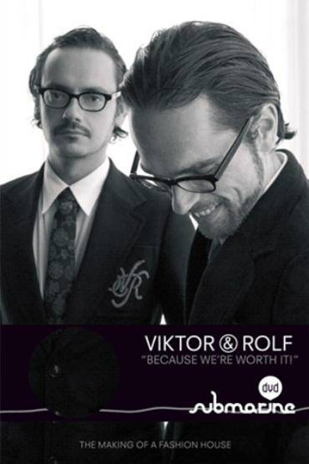 Victor & rolf - Because we're worth it (DVD)