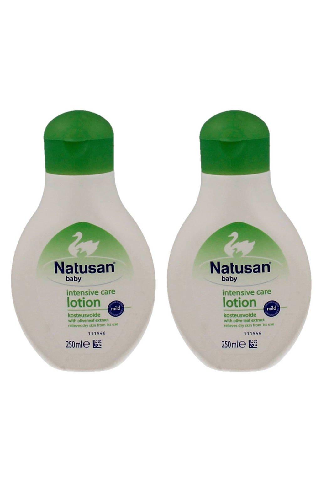 Natusan Intensive Care lotion 2 x 250 ml