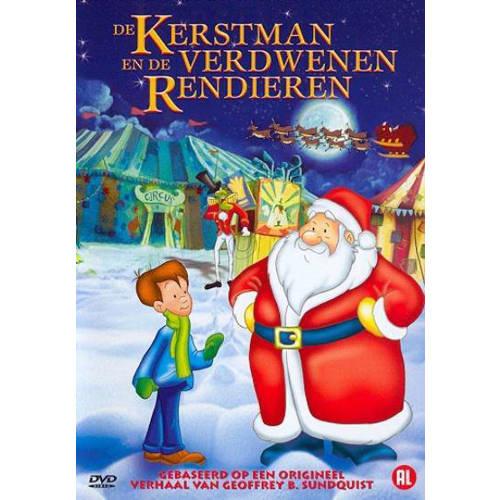 Kerstman en de verdwenen rendieren (DVD) kopen