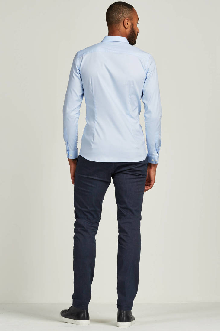 Premium slim Jack fit overhemd Parma super Jones 5nCxqC0