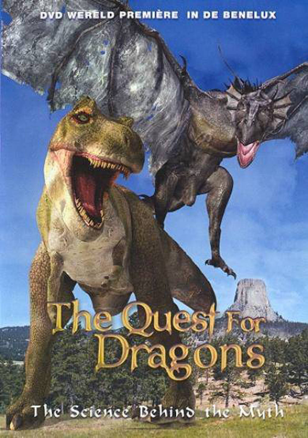 Quest for dragons (DVD)
