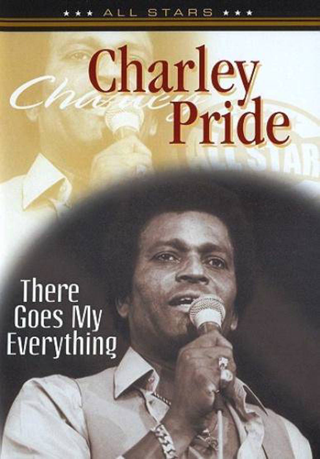 Charley pride - there goes my everything (DVD)