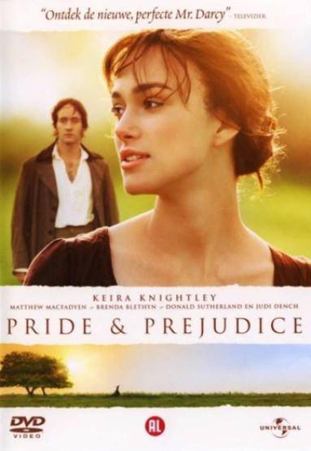 Pride & prejudice (2005) (DVD)