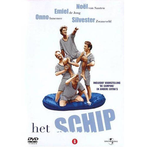 Silvester - Schip (DVD) kopen
