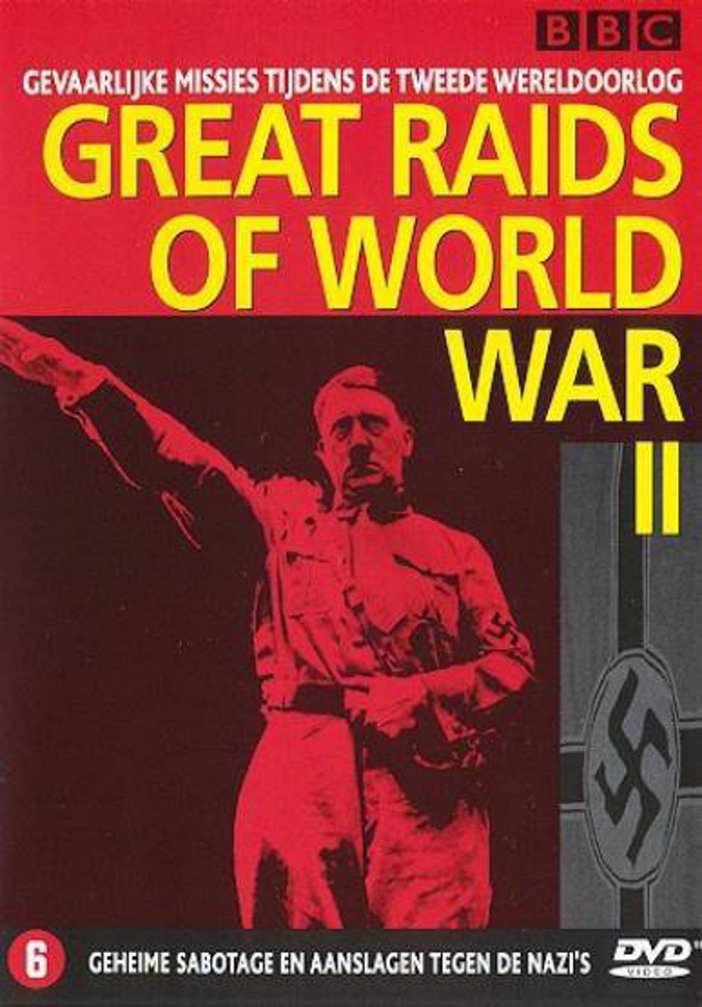 Great raids of world war II (DVD)