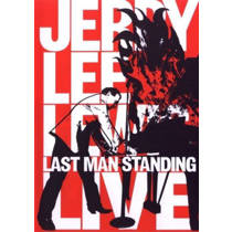 Jerry Lee Lewis - Last Man Standing Live (DVD)