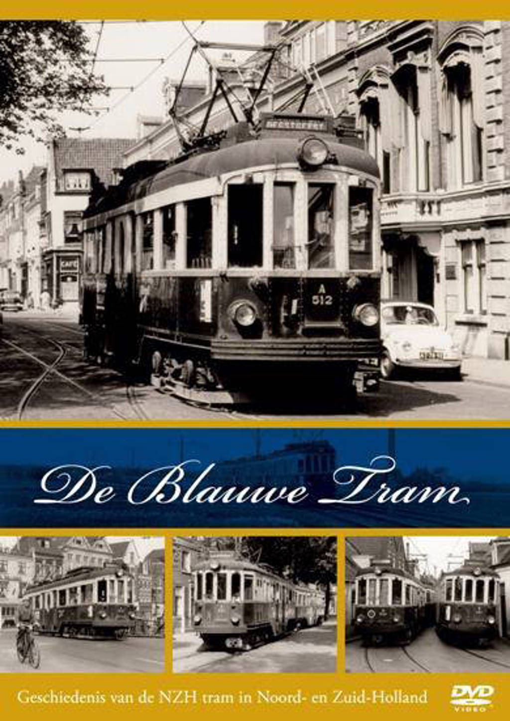 Blauwe tram 1 & 2 (DVD)