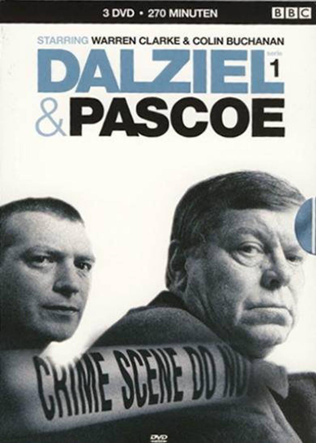 Dalziel & Pascoe - Seizoen 1 (DVD)