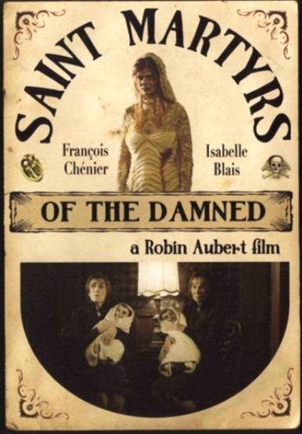 Saint martyrs of the damned (DVD)