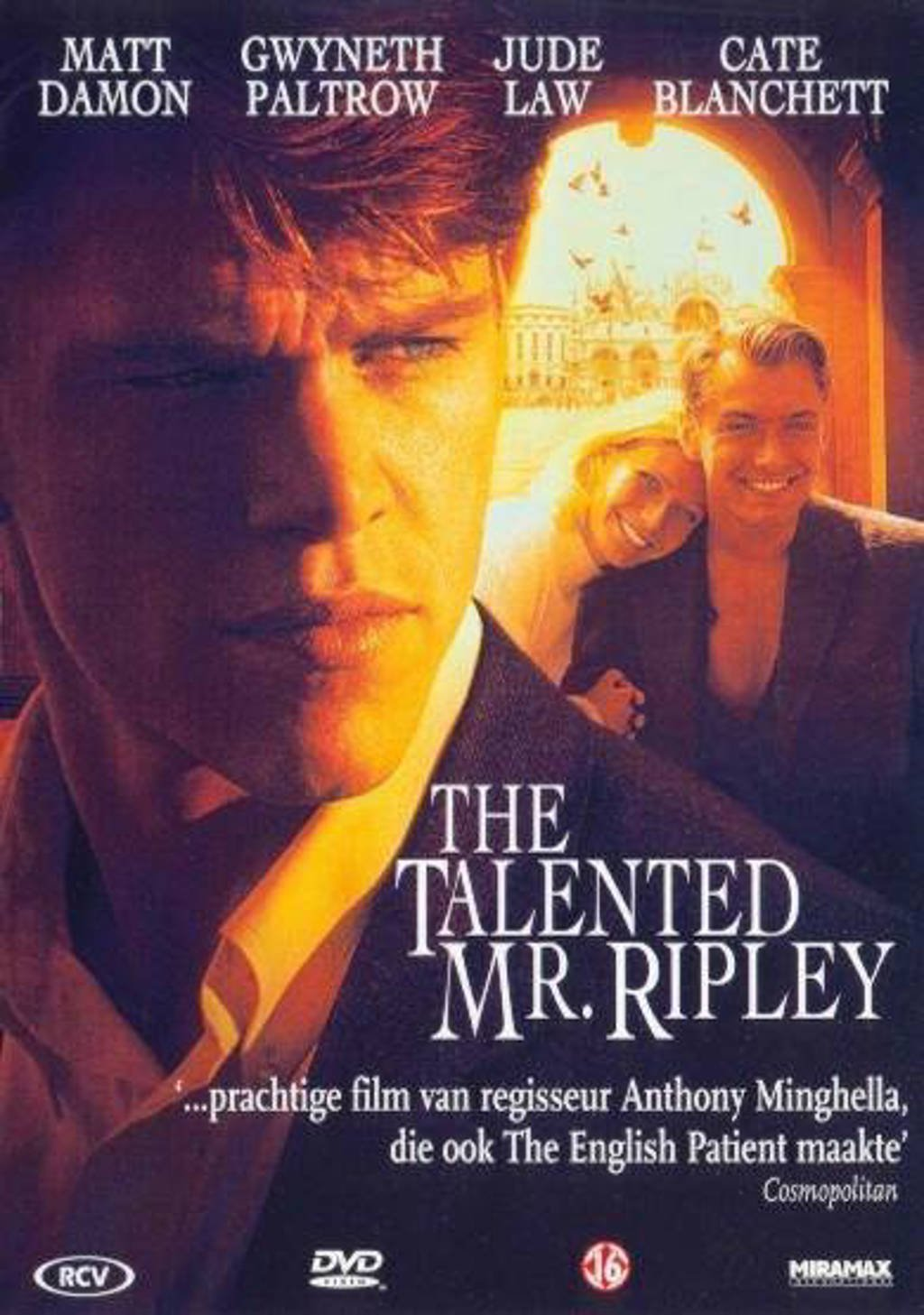 Talented Mr.Ripley (DVD)