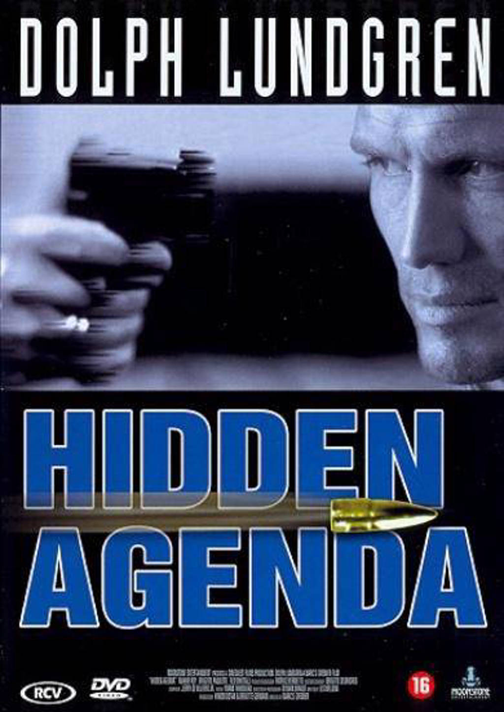 Hidden Agenda (DVD)