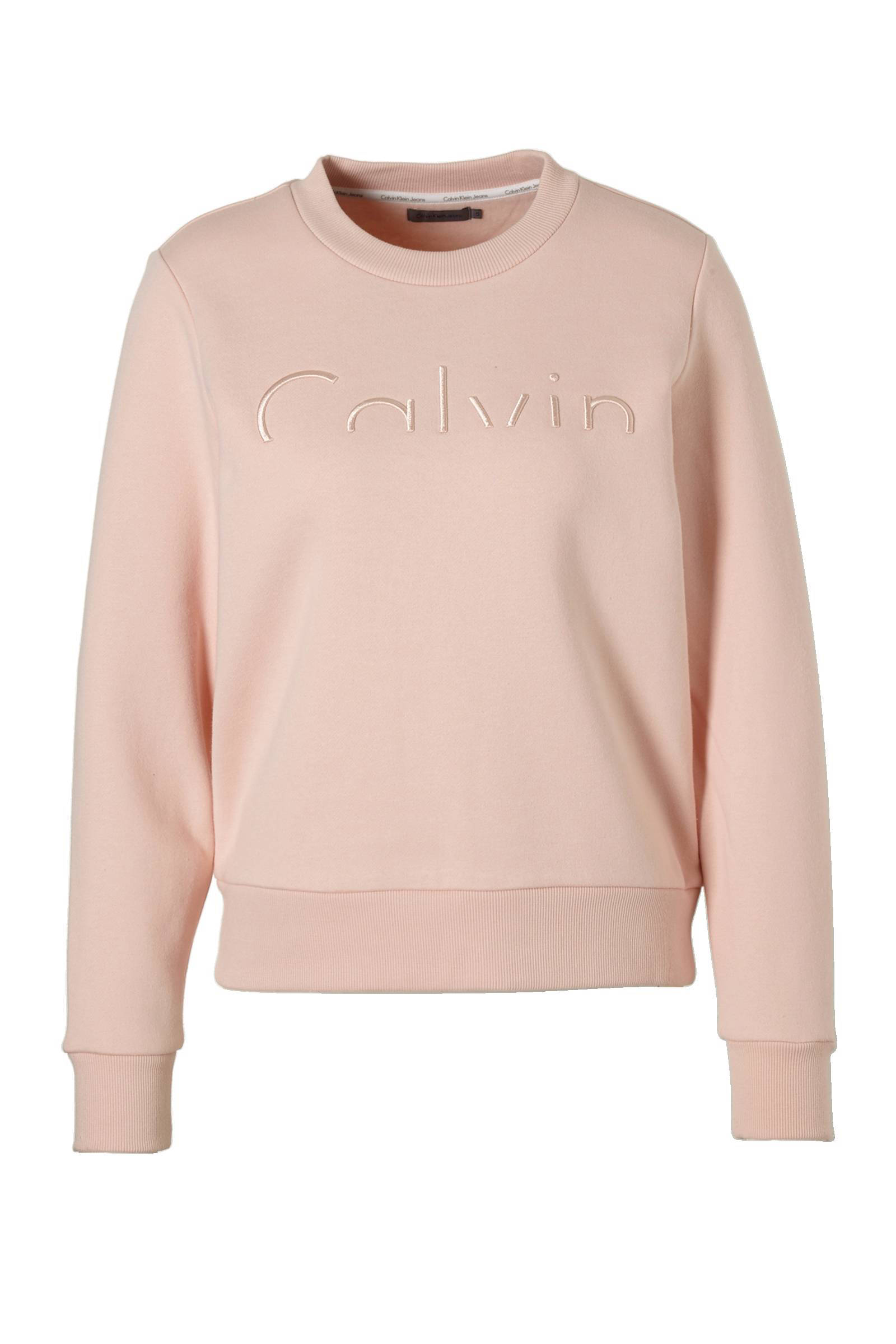 calvin klein sweater dames