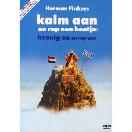 Herman Finkers-kalm aan en rap een beetje (DVD) kopen