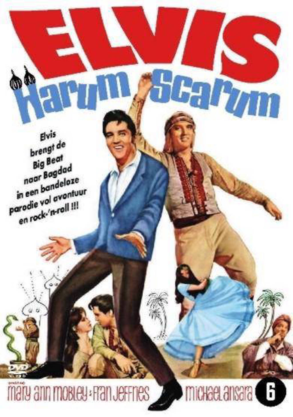 Harum scarum (DVD)