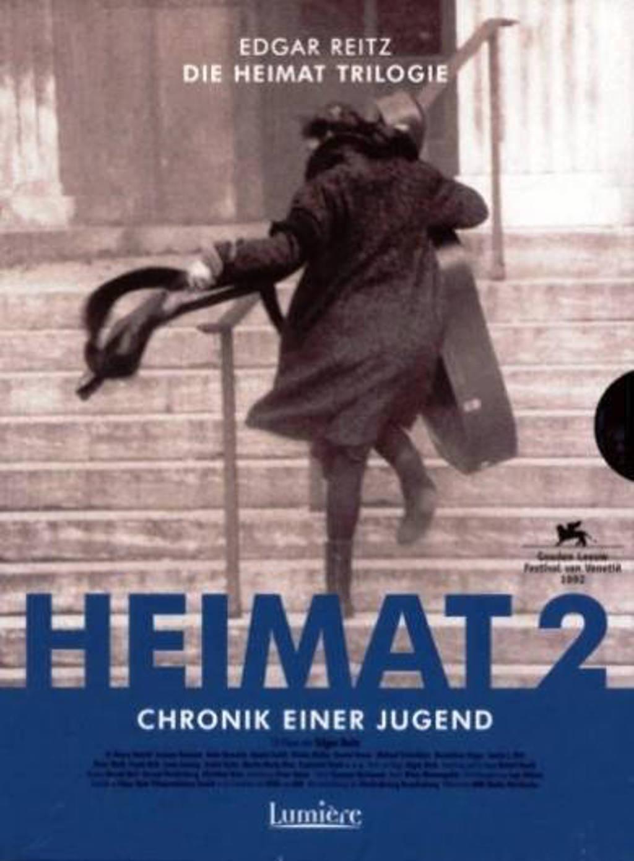 Heimat - serie 2  (DVD)