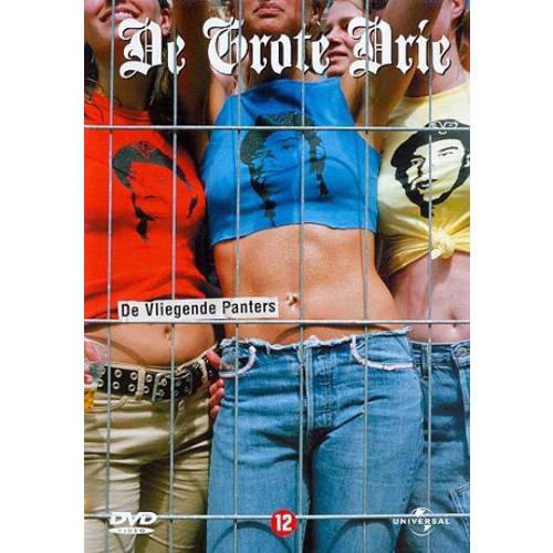 Vliegende panters-Grote drie (DVD) kopen