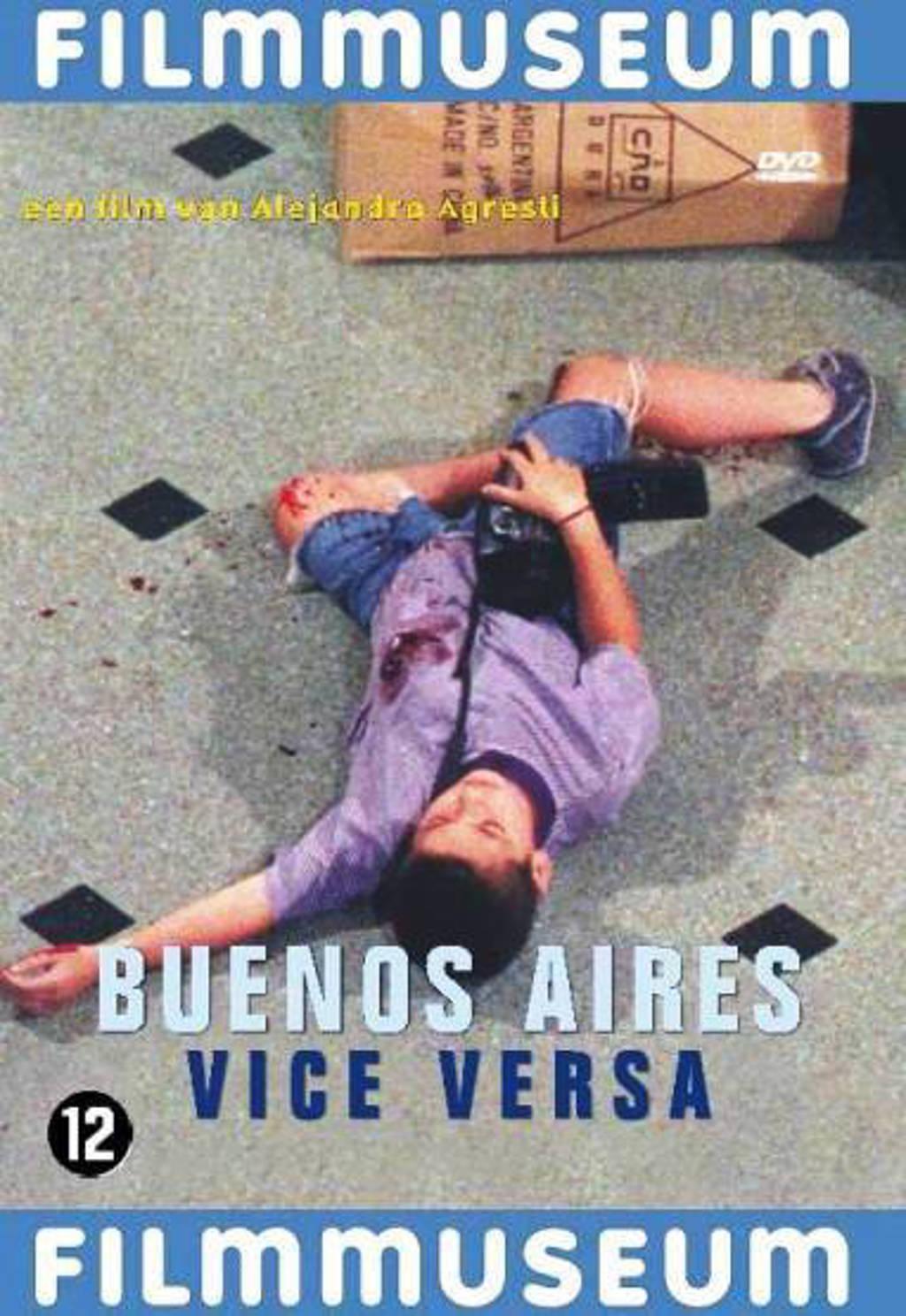 Buenos Aires vice versa (DVD)