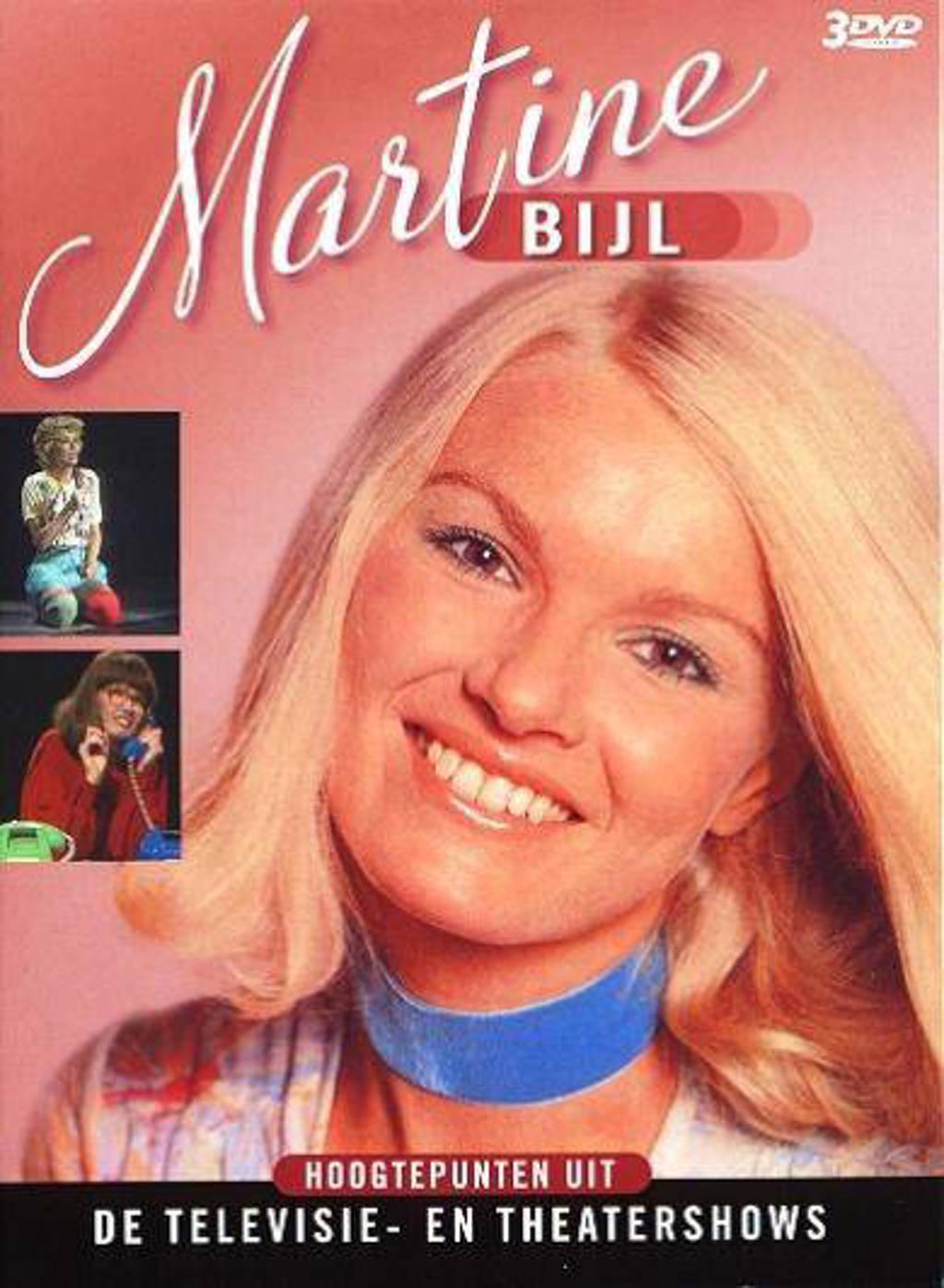 Martine Bijl - hoogtepunten televisie en theatershows (DVD)