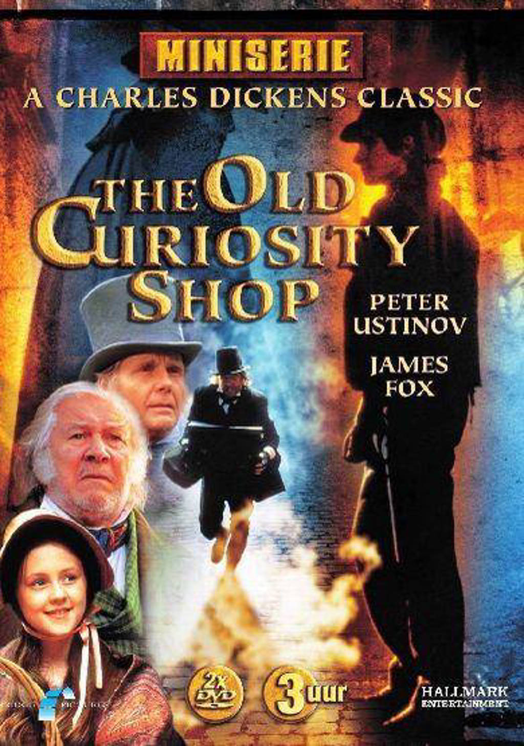 Old curiosity shop (DVD)