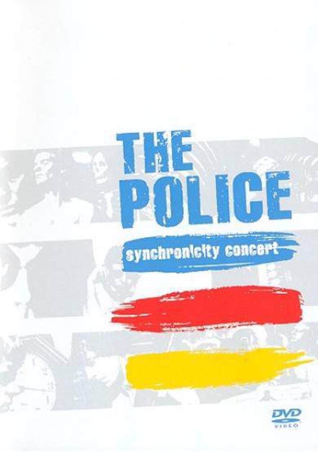 Police - synchronicity concert (DVD)