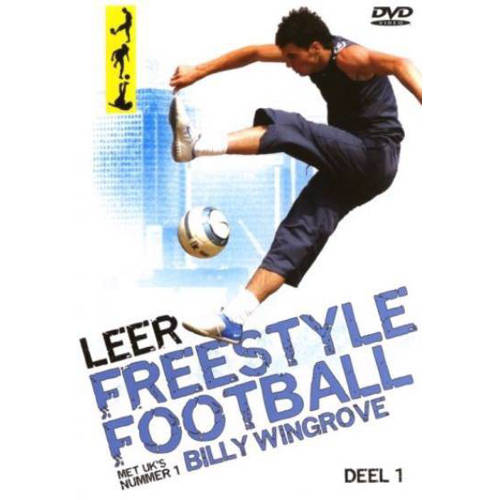 Leer freestyle football 1 (DVD) kopen