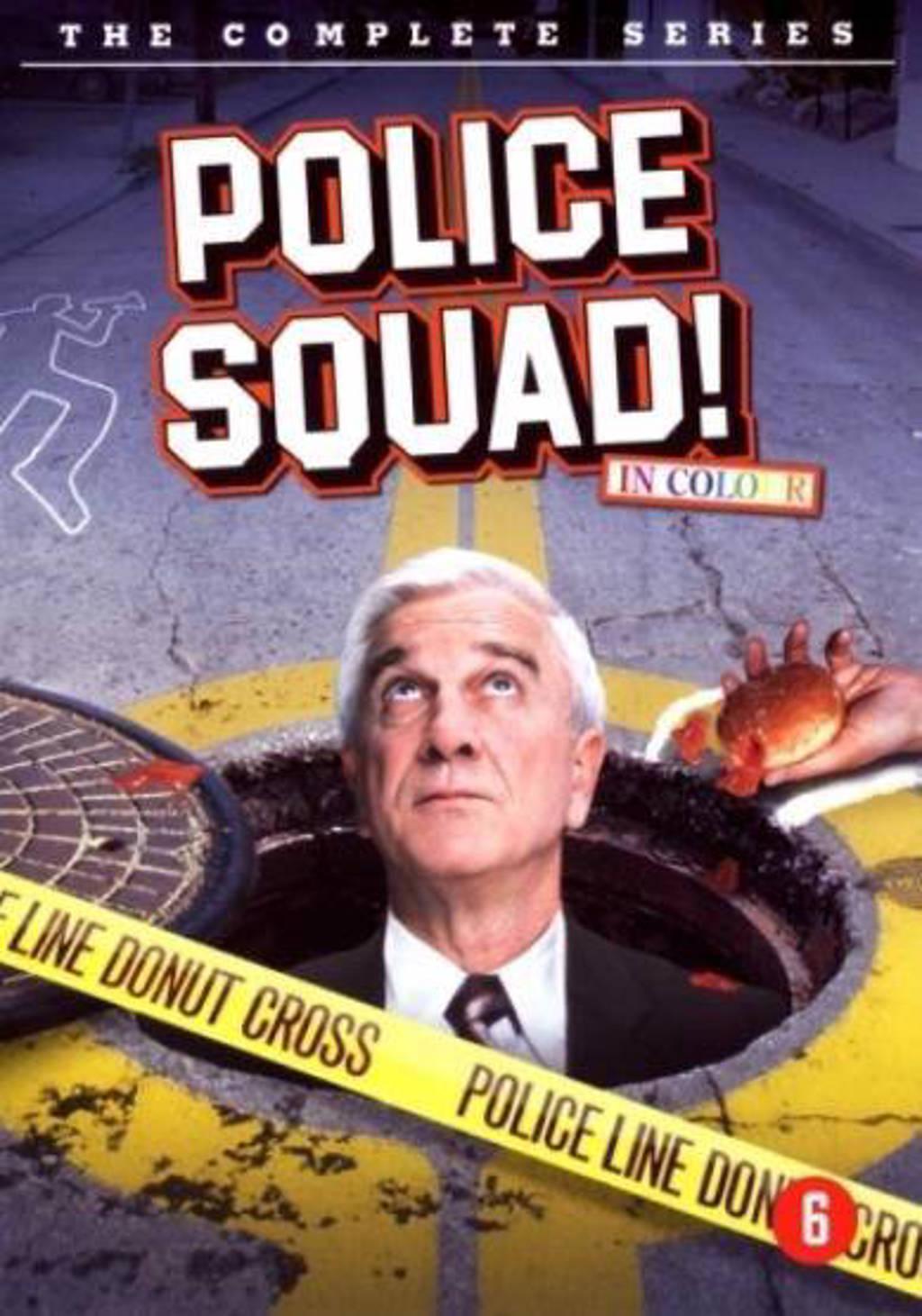 Police squad (DVD)