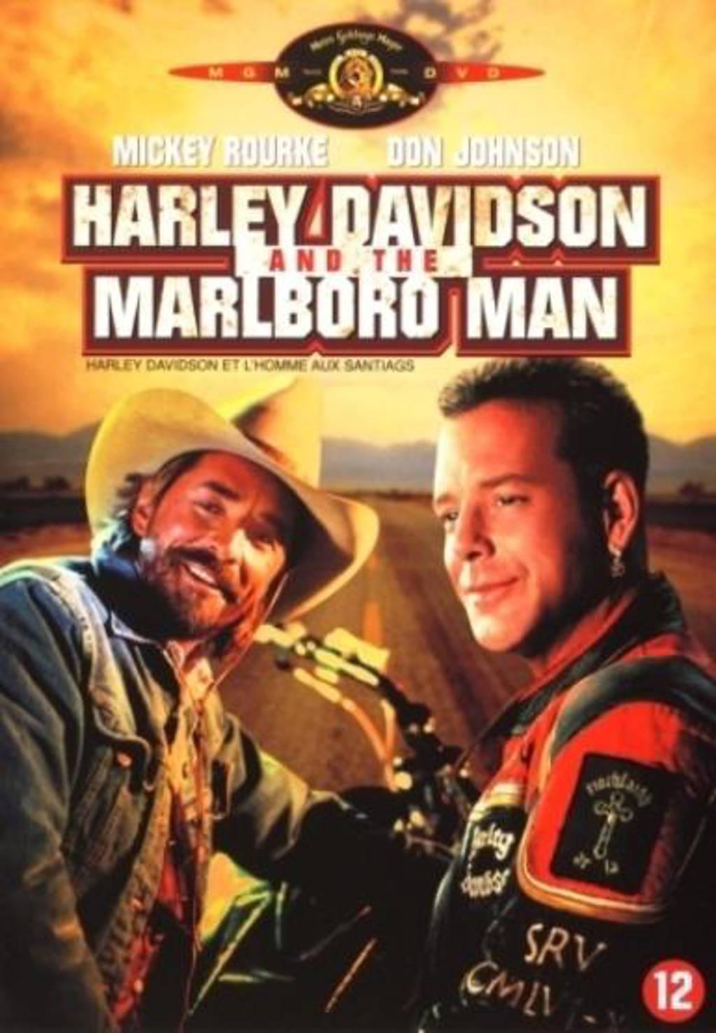 Harley Davidson and the marlboro man (DVD)