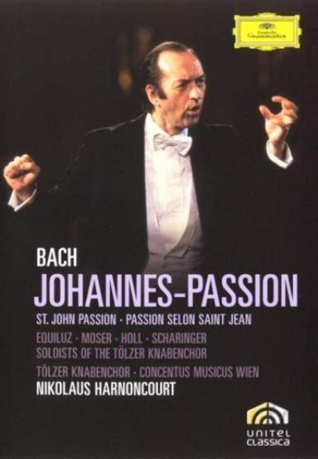 Johannes Passion (DVD)