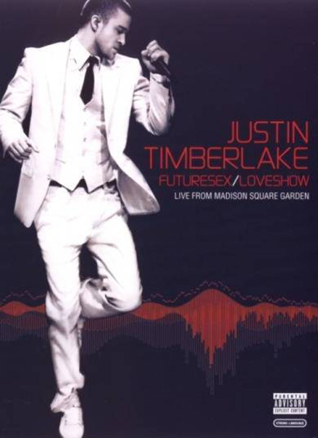 Justin Timberlake - futuresex/loveshow live (DVD)