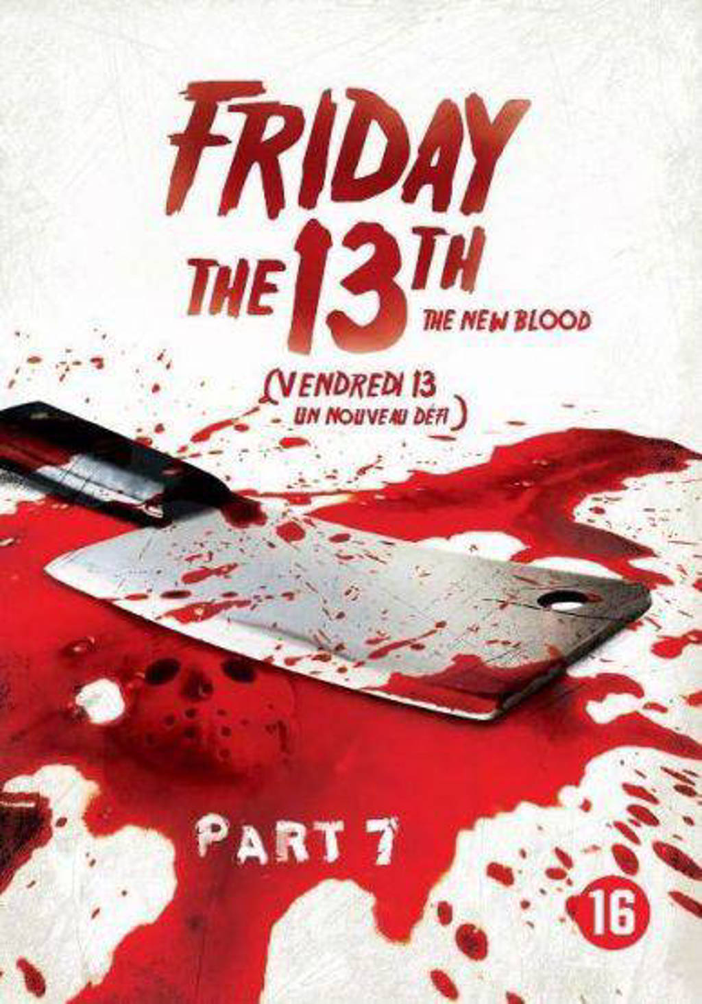 Friday the 13th-part 7 (DVD)