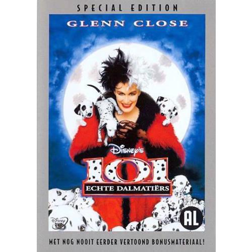 101 echte dalmatiers (DVD) kopen