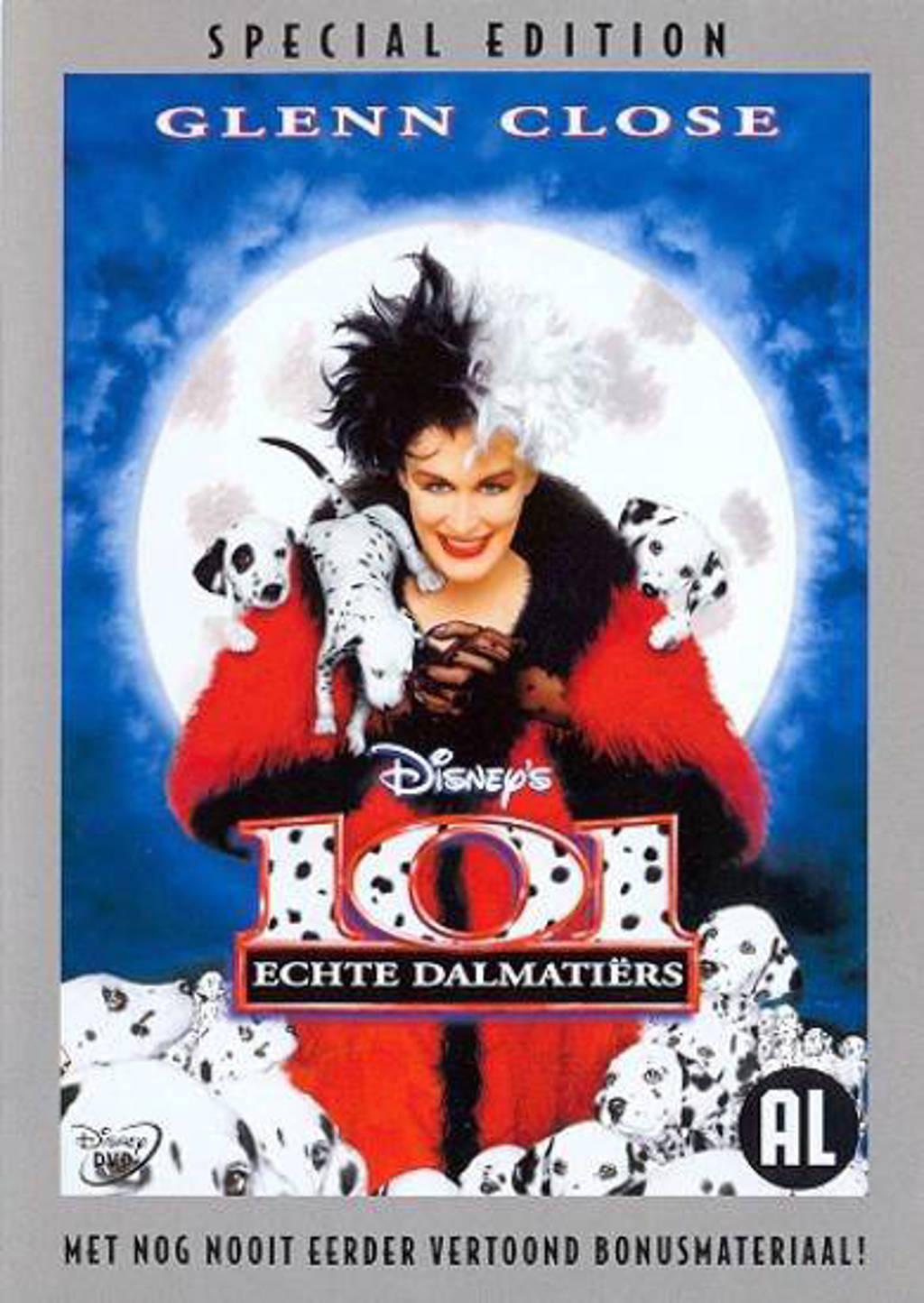 101 echte dalmatiers (DVD)