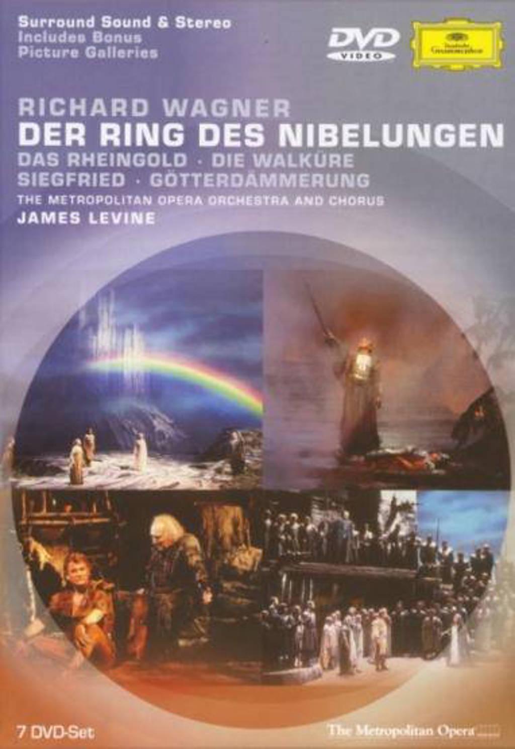 Ring des Nibelungen - complete ring (DVD)