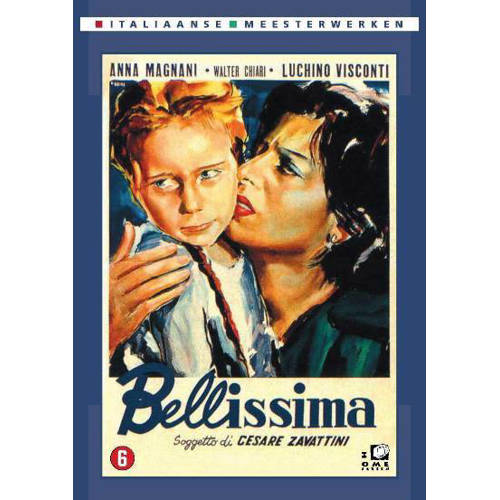 Bellissima (DVD) kopen