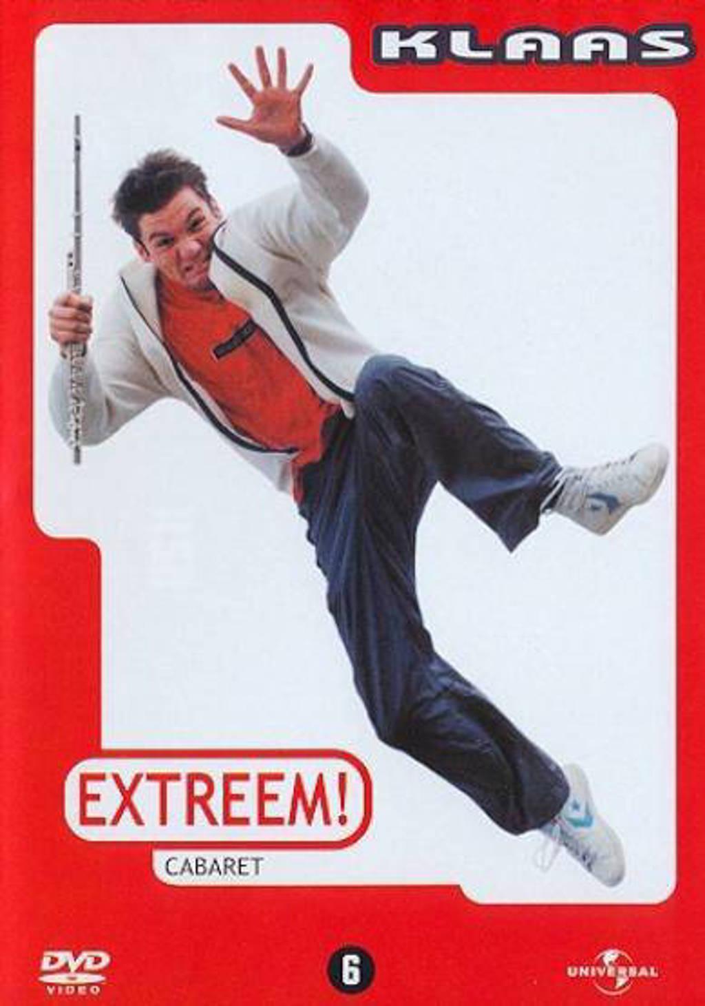 Klaas van der Eerden-extreem (DVD)