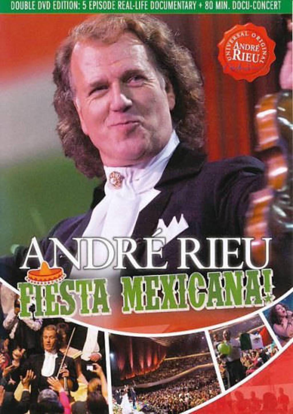 Andre Rieu - Fiesta Mexicana (+Bonus Dvd) (DVD)