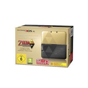 Nintendo 3DS XL + Zelda - A link between worlds