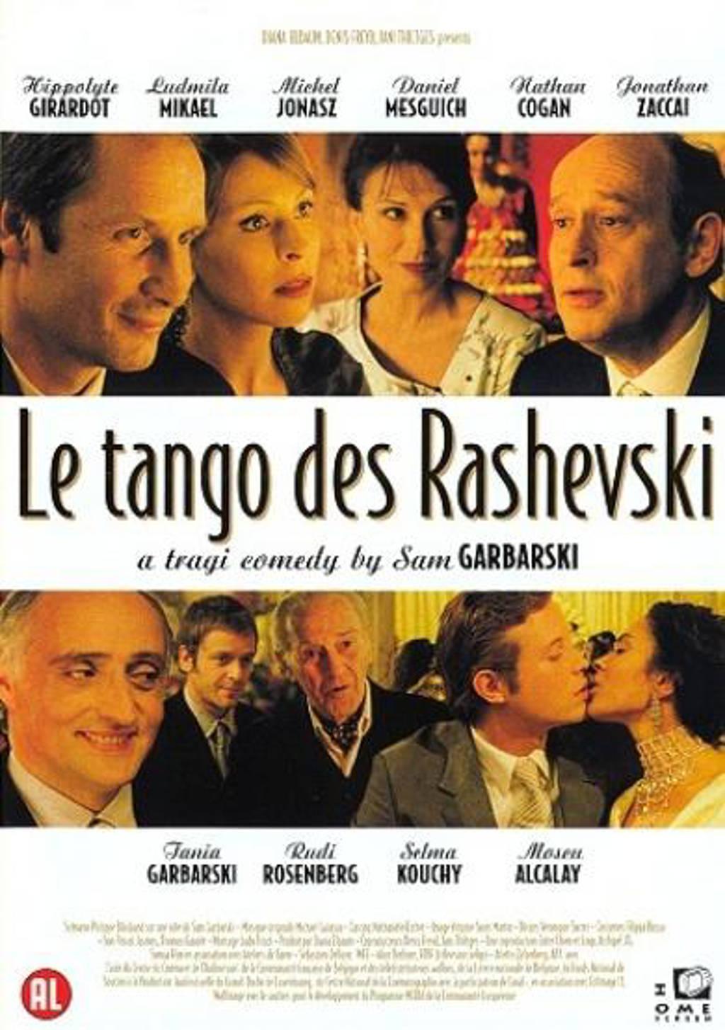 Le tango des rashevski (DVD)