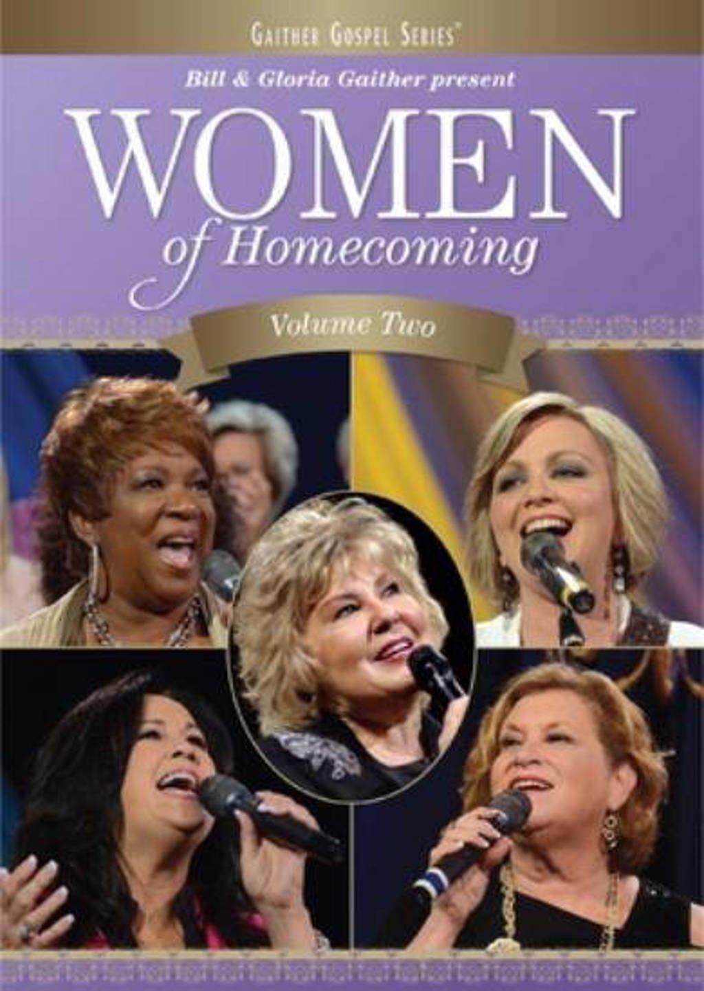 Bill & Gloria Gaither - Women Of Homecoming Volume Two (DVD)