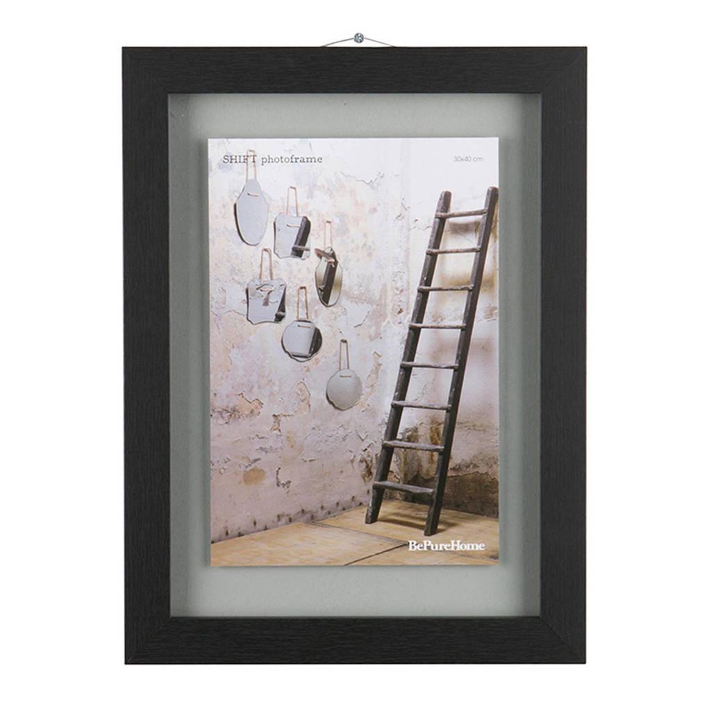 BePureHome fotolijst Shift (40x30 cm), Zwart