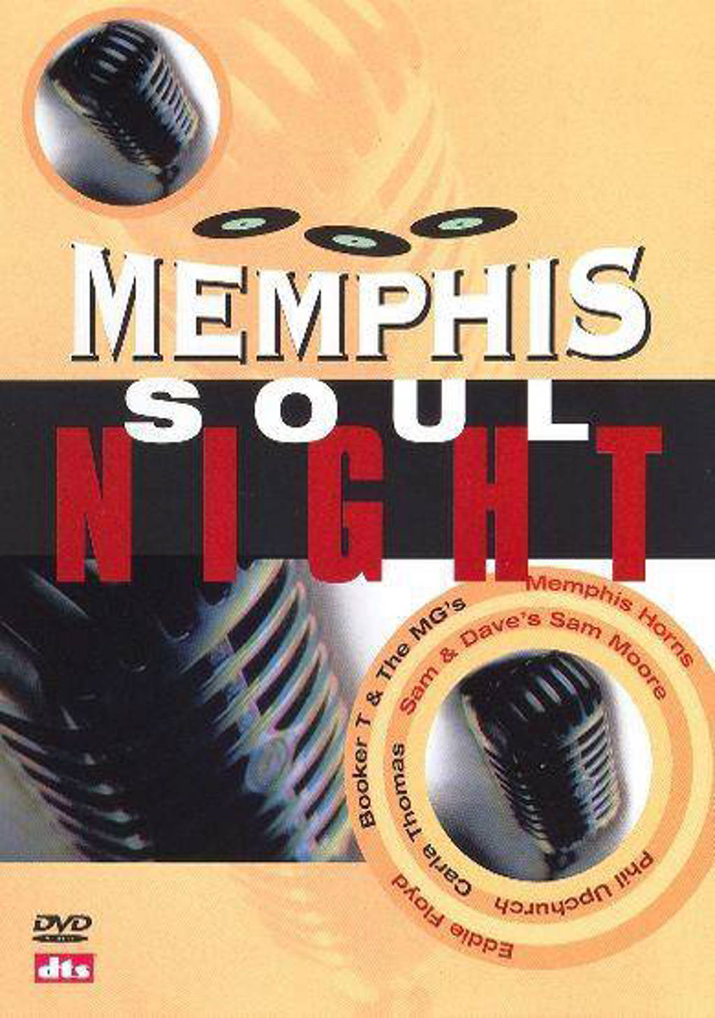 Memphis Soul Night (DVD)