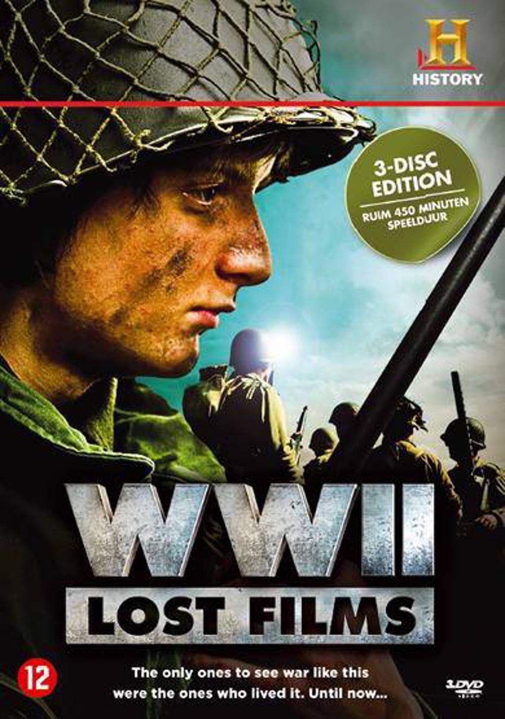 WWII lost films (DVD)